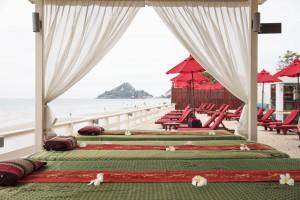 Spa & Massage : Chom View Hotel, Hua Hin